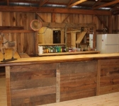 PARTY BARN CUSTOM BAR