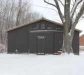PARTY BARN FRONT ELEVATION