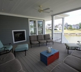 Side Deck Covered Patio