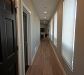 Hallway at Rear Entry